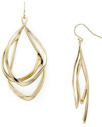 Alexis Bittar - Wire Orb Earrings - Lyst