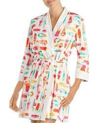 Kate Spade - Popsicle Short Robe - Lyst