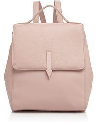 Karen Walker Arrow Mini Leather Backpack
