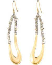 Alexis Bittar - Freeform Drop Earrings - Lyst