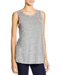 Current/Elliott - Shirt - Muscle Tee - Lyst