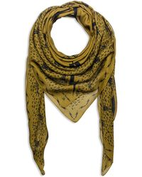 The Kooples - Etnic Guitar Scarf - Lyst