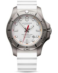 Victorinox - Swiss Army Inox Watch, 45mm - Lyst