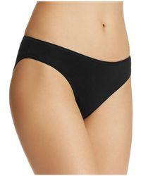 CALVIN KLEIN 205W39NYC - Form Cotton-blend Bikini - Lyst