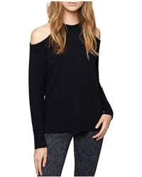Sanctuary - Gretchen Cold-shoulder Jumper - Lyst