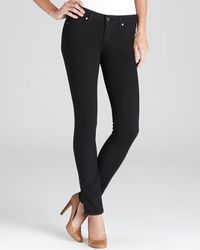 PAIGE - Denim Jeans - Transcend Verdugo Ultra Skinny In Black Shadow - Lyst