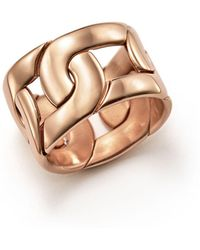 Pomellato - Tango Ring In 18k Rose Gold - Lyst