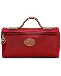 Longchamp - Le Pliage Cosmetic Case - Lyst