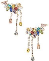 BaubleBar - Safrina Drop Earrings - Lyst
