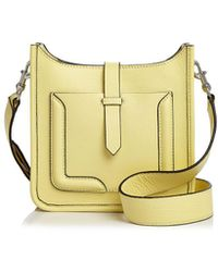 Rebecca Minkoff - Mini Unlined Feed Leather Crossbody - Lyst