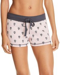 Pj Salvage - Skull Canyon Shorts - Lyst