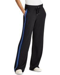 Ralph Lauren - Lauren Tuxedo Stripe Sweatpants - Lyst