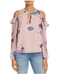Yumi Kim - Stella Cold-shoulder Top - Lyst