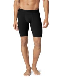 Tommy John - Air Stretch Mesh Boxer Briefs - Lyst
