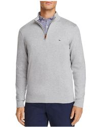 Vineyard Vines - Quarter-zip Jumper - Lyst