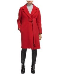 Whistles - Magdelina Belted Coat - Lyst