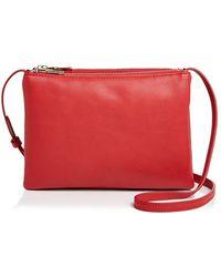 Aqua - Triple-pouch Handbag - Lyst