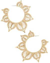 BaubleBar - Autumn Drop Earrings - Lyst