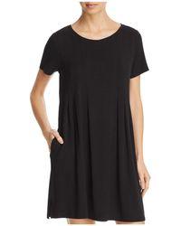 Donna Karan - Basics Short-sleeve Sleepshirt - Lyst