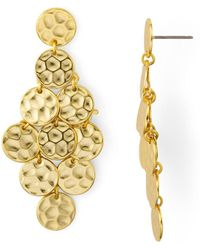 Stephanie Kantis - Shimmer Chandelier Earrings - Lyst
