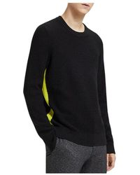 Theory - Winlo Textured Sweater - Lyst