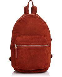 Baggu | Suede Backpack | Lyst