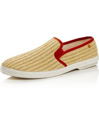 Rivieras - Men's Woven Slip - On Trainers - Lyst