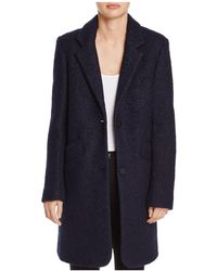 Marc New York | Paige Bouclé Coat | Lyst