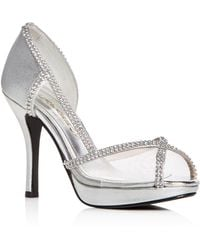 Caparros - Women's Kafka Embellished High-heel Platform Sandals - Lyst