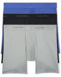 Calvin Klein - Men's 3-pk. Boxer Briefs - Lyst