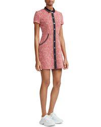 Maje - Renati Tweed Dress - Lyst