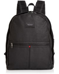 State - Kent Coated Canvas Backpack - Lyst
