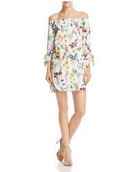 Bailey 44 - Botanical Off-the-shoulder Dress - Lyst