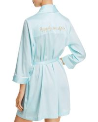 Kate Spade - Happily Ever After Robe - Lyst