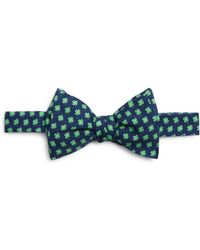 Vineyard Vines - Luck Of The Irish Clover Bow Tie - Lyst