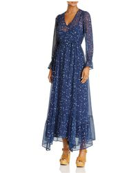 June & Hudson - Constellation Maxi Dress - Lyst