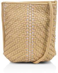 Kooba - Anguilla Leather Crossbody - Lyst