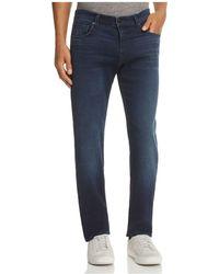 J Brand - Kane Straight Fit Jeans - Lyst
