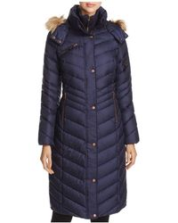 Marc New York - Rachael Maxi Puffer Coat - Lyst