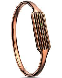 Fitbit Flex 2 Accessory Bangle - Metallic
