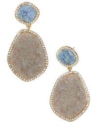 BaubleBar - Vina Drop Earrings - Lyst