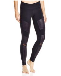 Alo Yoga - Moto Leggings - Lyst