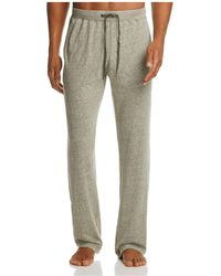 Daniel Buchler - Recycled Cotton Lounge Trousers - Lyst