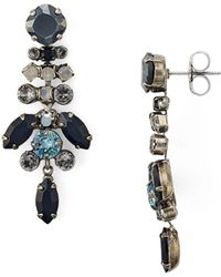 Sorrelli - Cluster Drop Earrings - Lyst