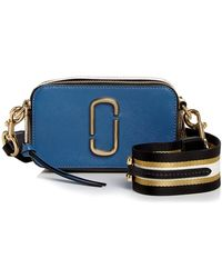 Marc Jacobs - Snapshot Ii Leather Camera Bag - Lyst