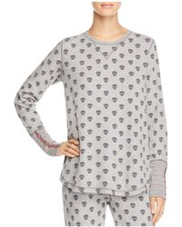 Pj Salvage | Skull Canyon Long Sleeve Thermal Top | Lyst