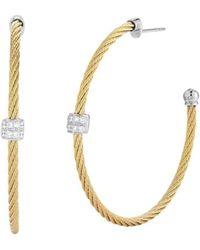 Alor - Hoop Earrings - Lyst