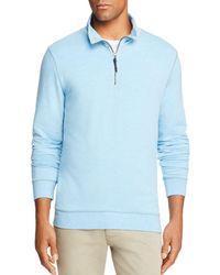 Surfside Supply - Brushback Half-zip Sweatshirt - Lyst