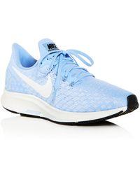 96220f4f3235 Nike - Women s Air Zoom Pegasus Knit Low-top Sneakers - Lyst