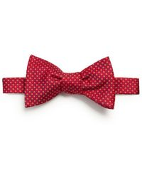 Bloomingdale's - Micro Square Neat Bow Tie - Lyst